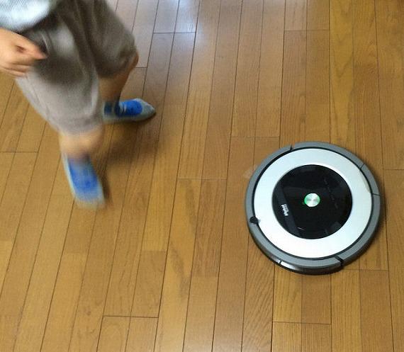 彦根市旬スタイルお掃除ロボット