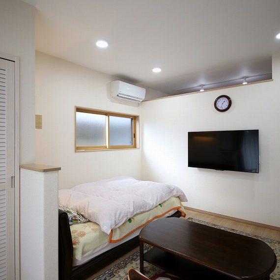 彦根市旬スタイル寝室