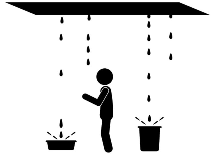 彦根市旬スタイル雨漏りイラスト