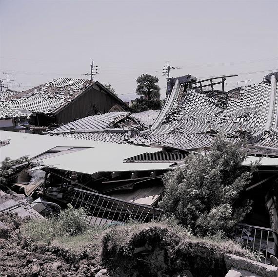 彦根市旬スタイル地震被害